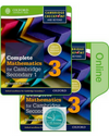 9780198379676, Complete Mathematics for Cambridge Secondary 1 Book 3 :Print and Online Student Book