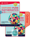 9780198379898, Mathematics for Cambridge International AS and A Level: Pure Mathematics 2 & 3 :Print & Online Student Book Pack