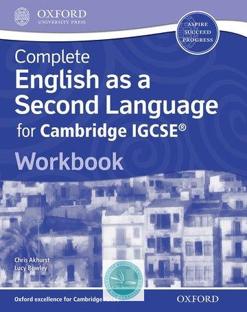 English as a Second Language for Cambridge IGCSE®: Workbook