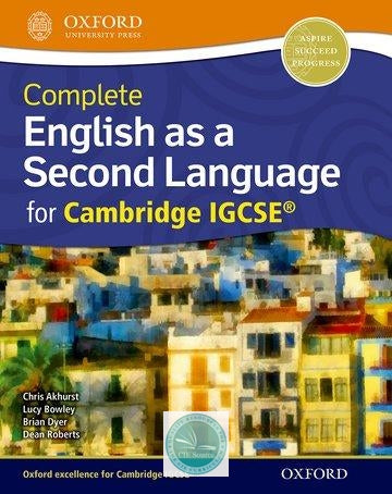 English as a Second Language for Cambridge IGCSE: Student Book Paperback