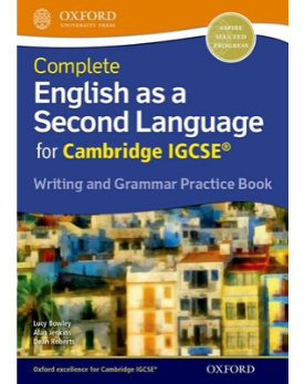 9780198396086, Complete English as a Second Language for Cambridge IGCSE: Writing & Grammar Practice Book Paperback
