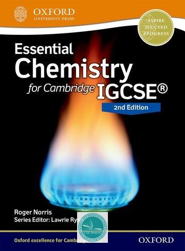 9780198399230, Essential Chemistry for Cambridge IGCSE®: Student Book