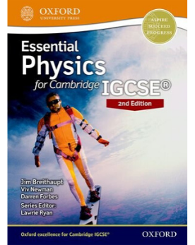 9780198399261, Essential Physics for Cambridge IGCSE: Student Book (Second Edition) Paperback
