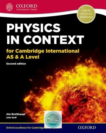 9780198399629, Physics in Context for Cambridge International AS & A Level Student Book