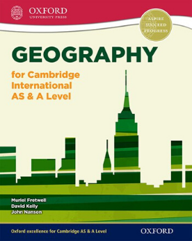 9780198399650, Geography for Cambridge International AS & A Level Student Book