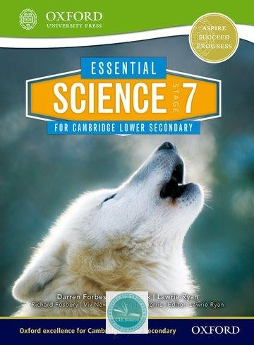 9780198399803, Essential Science for Cambridge Secondary 1 Stage 7 Student Book