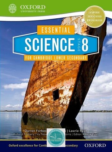 9780198399834, Essential Science for Cambridge Secondary 1 Stage 8 Student Book