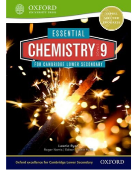 9780198399896, Essential Chemistry for Cambridge Secondary 1 Stage 9 Student Book