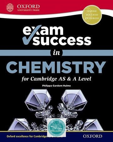 Exam Success in Chemistry for Cambridge AS & A Level (New 2018)