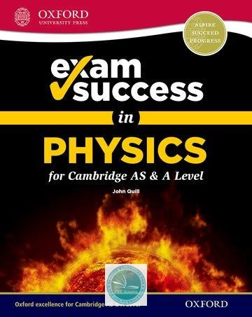 9780198409946, Exam Success in Physics for Cambridge AS & A Level(New 2018)