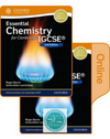 9780198417699, Essential Chemistry for Cambridge IGCSE® Print and Online Student Book Pack