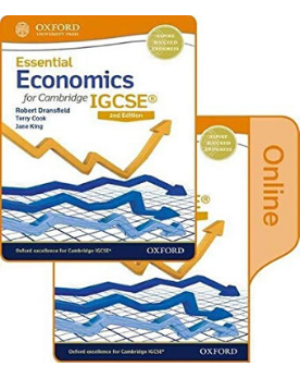 9780198417736, Essential Economics for Cambridge IGCSE® Print and Online Student Book Pack