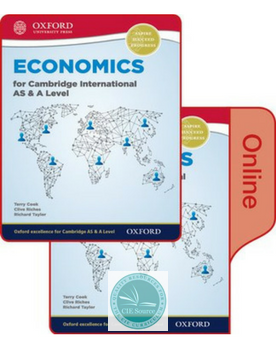 9780198417835, Economics for Cambridge International AS and A Level Print & Online Student Book