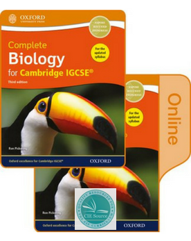 9780198417873, Complete Biology for Cambridge IGCSE® Print and Online Student Book Pack
