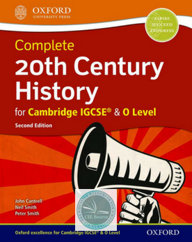 Complete 20th Century History for Cambridge IGCSE & O Level: Student Book (Second Edition) New 2018