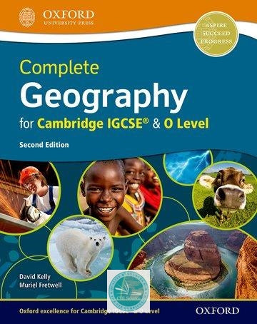 Complete Geography for Cambridge IGCSE & O Level: Student Book  (New 2018)