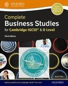 9780198425267, Complete Business Studies for Cambridge IGCSE & O Level: Student Book (Third Edition) New 2018