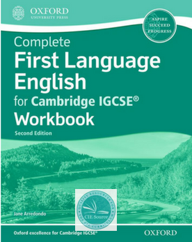 9780198428183, Complete First Language English for Cambridge IGCSE: Workbook (Second Edition) New 2018