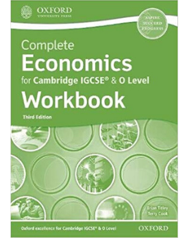 9780198428503, Complete Economics for Cambridge IGCSE & O Level: Workbook (Third Edition) New 2018