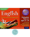 9780199129508, Oxford English: An International Approach Evaluation Pack Ages 11-14