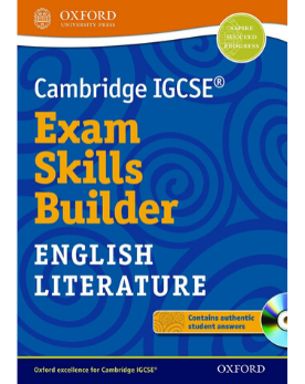 9780199136230, Cambridge IGCSE Exam Skills Builder: English Literature CD-ROM