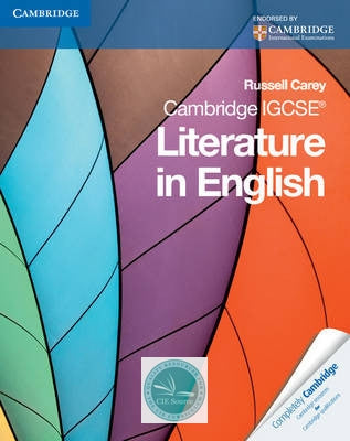9780521136105, Cambridge IGCSE Literature in English
