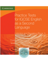 9780521140584, Practice Tests for IGCSE® English as a Second Language: Listening and Speaking: Core Level Book 1 Audio CDs