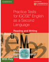 9780521140614, Practice Tests for IGCSE® English as a Second Language:  Reading and Writing: Book 1 with key