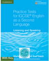 9780521186346, Practice Tests for IGCSE® English as a Second Language: Listening and Speaking: Book 2 with Key
