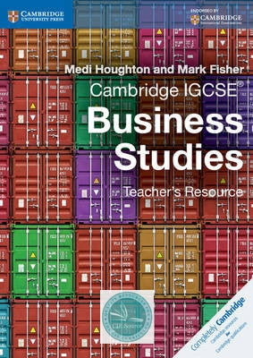 9781107425354, Cambridge IGCSE Business Studies: Teacher's Resource CD-ROM (third edition)