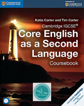 9781107515666, Cambridge IGCSE® Core English as a Second Language Coursebook - CIE SOURCE