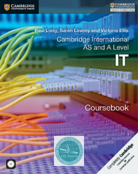 9781107577244, Cambridge International AS and A Level IT Coursebook