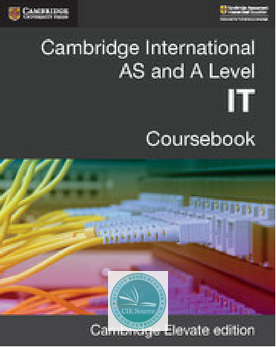 A Level IT Teacher's resource (CD-ROM)