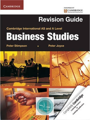 cambridge international as and a level business studies coursework All study notes for the cambridge international as level business studies syllabus.