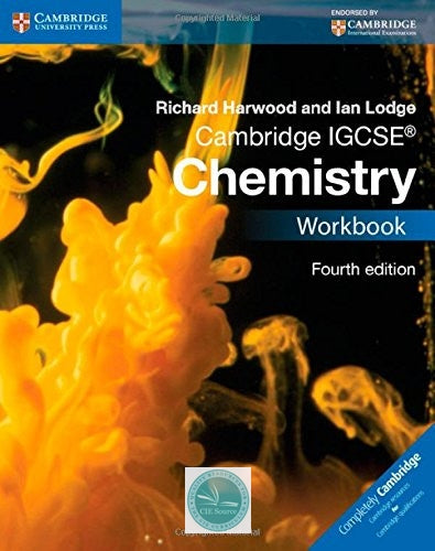 9781107614994, Cambridge IGCSE Chemistry: Workbook (fourth edition)