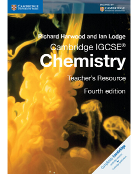 9781107615014, Cambridge IGCSE Chemistry: Teacher's Resource CD-ROM (fourth edition)
