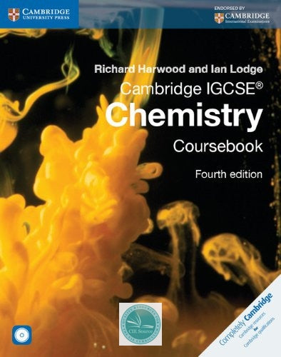 9781107615038, Cambridge IGCSE- Chemistry Coursebook with CD-ROM (fourth edition)