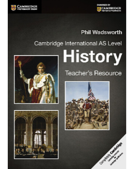 9781107638600, Cambridge International AS Level History: Teacher's Resource CD-ROM
