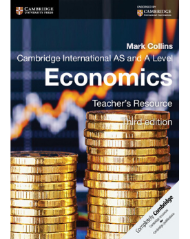 9781107639768, Cambridge International AS and A Level Economics: Teacher's Resource CD-ROM (third edition)