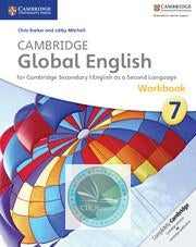 Cambridge Global English Stage 7 Workbook (Cambridge International Examinations) Paperback
