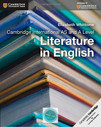 9781107644960, Cambridge International AS and A Level Literature in English: Coursebook