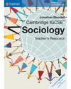 9781107651388, Cambridge IGCSE Sociology Teacher CD-ROM (Cambridge International Examinations) Multimedia CD