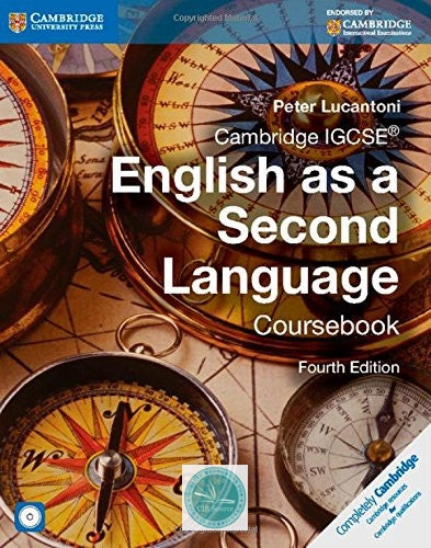 9781107669628, Cambridge IGCSE English as a Second Language: Coursebook with Audio CD (fourth edition)