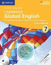 9781107678071, Cambridge Global English Stage 7 Coursebook with Audio CD (Cambridge International Examinations) Paperback