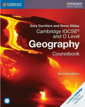 Cambridge IGCSE® and O Level Geography Coursebook with CD-ROM (New 2018)