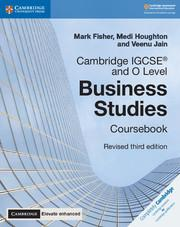 9781108348256, Cambridge IGCSE® and O Level Business Studies Revised Coursebook with Cambridge Elevate Enhanced Edition (2 Years) (NEW 2018)