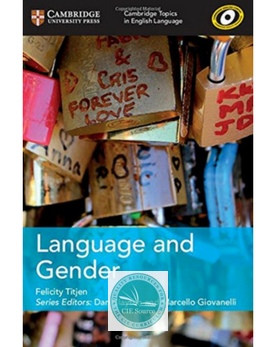 9781108402170, Language and Gender Coursebook (New 2018)