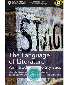 The Language of Literature Coursebook (New 2018)