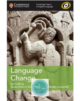 Language Change Coursebook ( New June 2018 )
