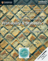 9781108407342, Cambridge International AS and A Level Mathematics: Probability & Statistics 2 Coursebook (New 2018)